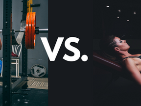 Squat Vs Leg Press: Complete Guide, Differences and Benefits