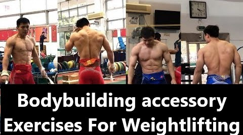 men bodybuilding for weightlifting