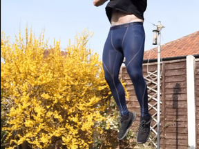 How to Increase Your Vertical Jump in 8 Weeks