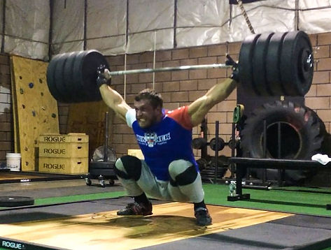 Olympic Weightlifting and Powerlifting Programme | Weightlifting