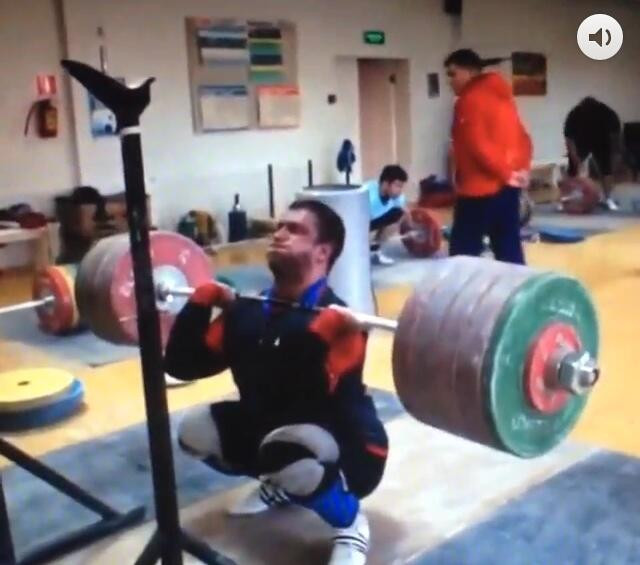 front squat best exercise for crossfit