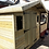 "Thumbnail: 8'x5' Tanalised 13mm t&g SHIPLAP shed inc an addtional 18"" canopy"