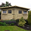 "Thumbnail: 15'x8' FULLY TANALISED 19mm t&g loglap summerhouse reverse apex + 18"" canopy"