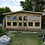 "Thumbnail: 16'X10' FULLY TANALISED 19mm t&g Loglap Summerhouse reverse apex +18"" Canopy"