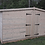 Thumbnail: 16' x 16' Tanalised 19mm t&g loglap HEAVY DUTY SHED/ STOREROOM/inc extra height
