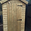 Thumbnail: 6'x4' FULLY TANALISED 13mm t&g shiplap shed Apex roof/all sizes available