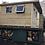 "Thumbnail: 22'x10' Tanalised 19mm t&g loglap summerhouse reverse apex+18"" canopy+4 openers"