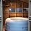 Thumbnail: 10'X8 FULLY TANALISED 19mm t&g LOGLAP Heavy Duty hot tub shed/summerhouse
