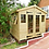 Thumbnail: 8'x8' FULLY TANALISED 19mm t&g SHIPLAP Summerhouse