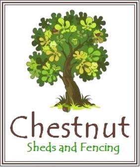 Chestnut Sheds & Fencing Gallery