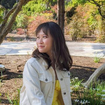 Meet the Team: Faustine Lin