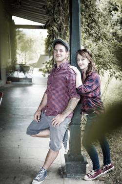Nina und Alex