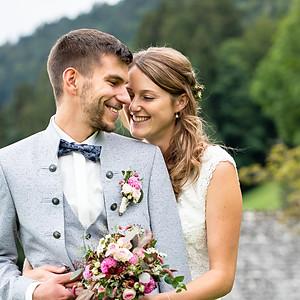 Hochzeit in Frastanz