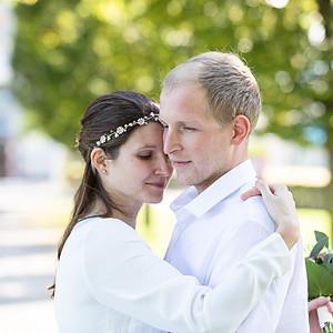 Hochzeit in Hard