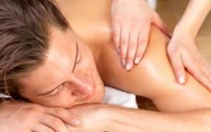 Back Neck and Shoulder Massage