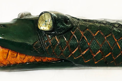 #201: Nile Crocodile