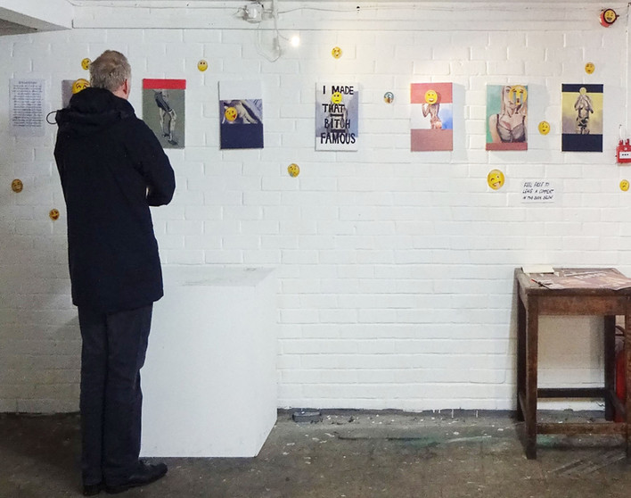 This is My Show, Installation View 1