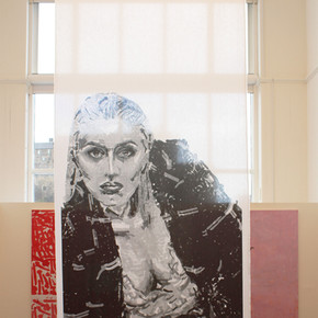 Exploring Phallic Power Install View 2 Edinburgh College of Art Degree Show 2019