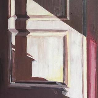 Untitled 2 Acrylic on Canvas