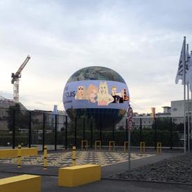 Berlin Reboji Installation