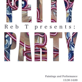 Petty Party Poster