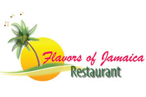 New Flavors of Jamaica Logo White Backgr