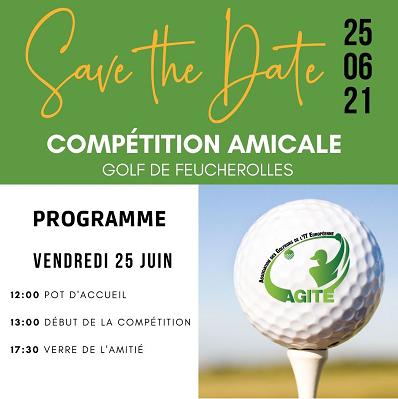 Compétition amicale AGITE 25 Juin 2021