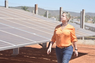 Grupo diRoma inaugura usina de energia fotovoltaica no sábado