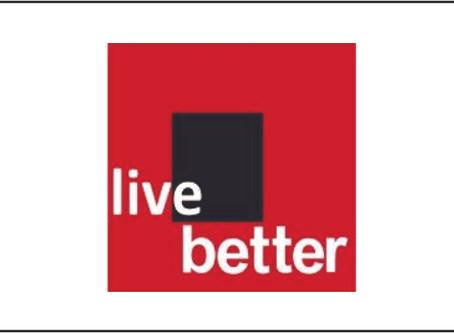 A reinvenção da Live Better Brasil