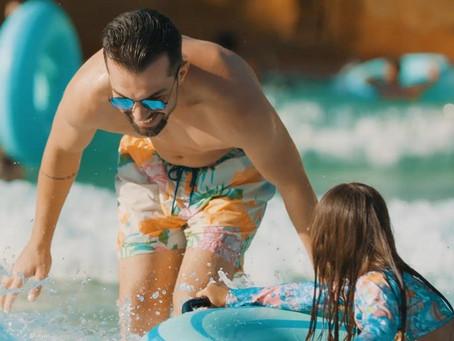 Hot Beach Olímpia cria vale presente para o Dia dos Pais