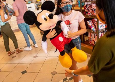 Parques da Disney deverão ter prejuízo em 2021