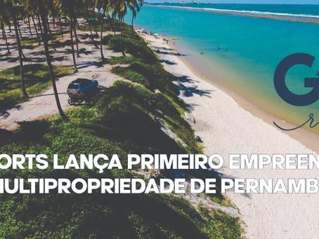 GAV Resorts lança primeiro empreendimento de multipropriedade de Pernambuco