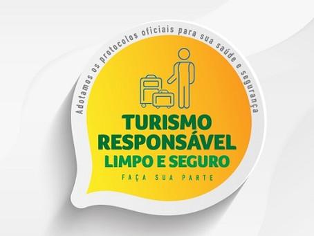 """Selo """"Turismo Responsável - Limpo e Seguro"""" já tem 12.450 adesões"""