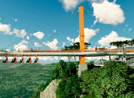 Canela ganhará nova atração: uma passarela de vidro