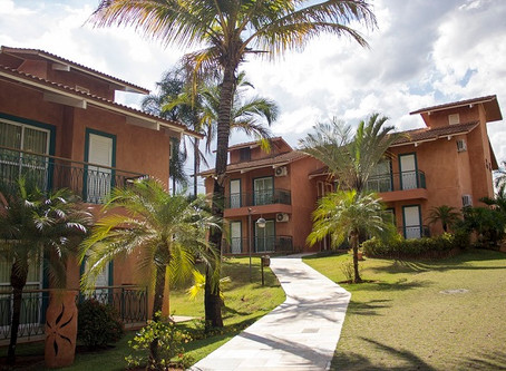 Thermas Park Resort & SPA ganha o Travellers' Choice 2020
