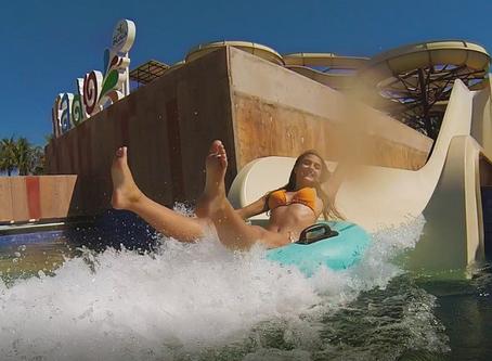 Parque aquático Hot Beach Olímpia reabre dia 01 de outubro