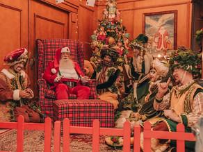 Hotel Casa da Montanha apresenta sua Extraordinária Casa de Natal