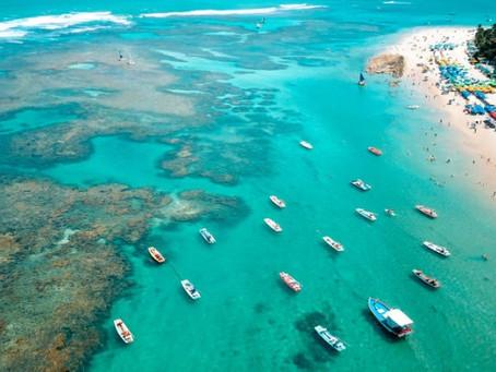 Praias de Recife e Porto de Galinhas têm reaberturas graduais