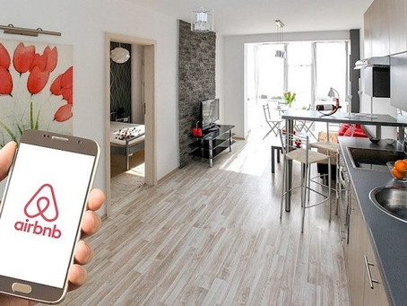 ''Gastamos 12 anos para construir o Airbnb e perdemos quase tudo em quatro a seis semanas''