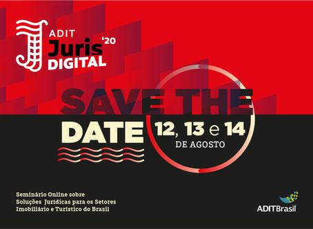 Edição digital do ADIT Juris acontece em agosto com muito network e conteúdo qualificado