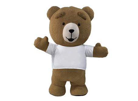 Ursos Teddy gigantes animam o Dia das Crianças no Lagoa Parques e Hotéis
