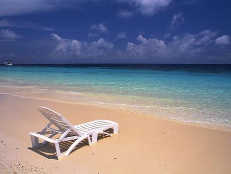 Pesquisa indica que brasileiros preferem férias em destinos com praias