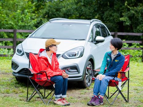 WEB「Hondaキャンプ」にて女子ソロキャンプの様子が公開!