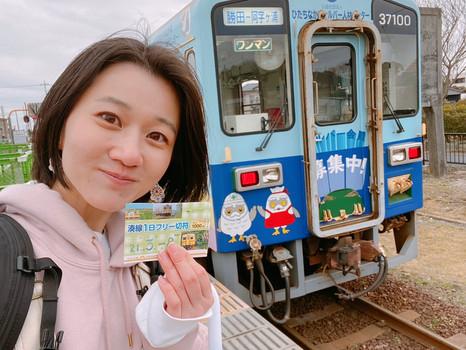 【新番組】鉄道ひとり旅〜女子鉄編〜に出演します