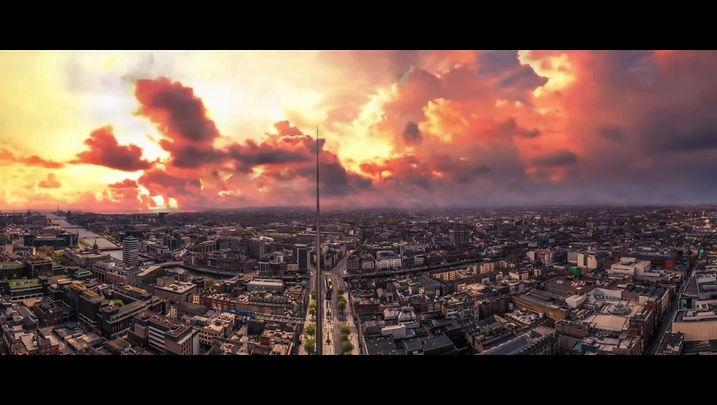 Dublin Under Lockdown