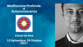 Corso on-Line di Meditazione Profonda (in italiano)