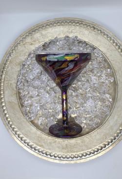 Martini tumbler