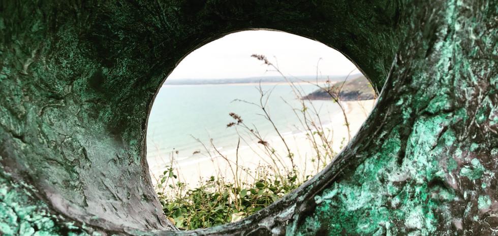 Barbara Hepworth View