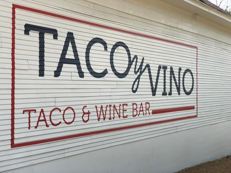 Taco y Vino Brings Greatness Together