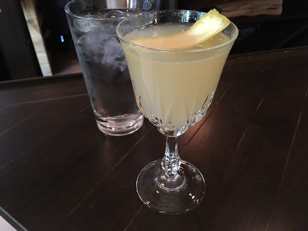 Pear mimosa. Not available in bottomless option!